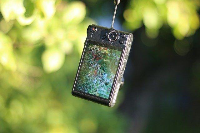 mały aparat