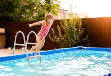 Zakup basenu dla dziecka